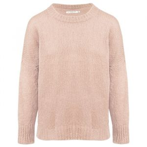 Knitted Sweater - Light Pink