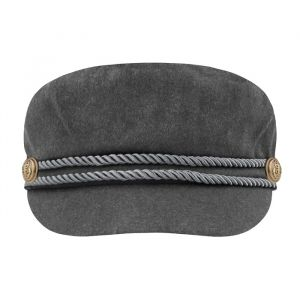Sailor Cap - Dark Grey