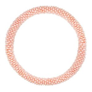 Little Beads Bracelet - Salmon Pink