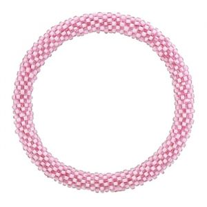 Little Beads Bracelet - Light Pink