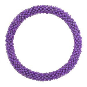 Little Beads Bracelet - Purple