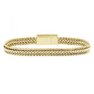 Small Chain Bracelet - Gold