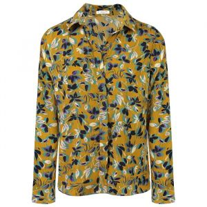 Floral Blouse - Yellow