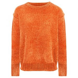Chenille Sweater - Orange