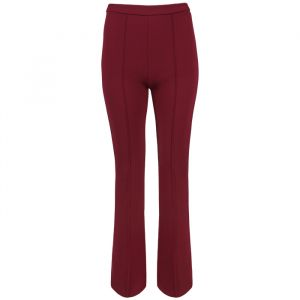 Flared pantalon bordeaux My Jewellery