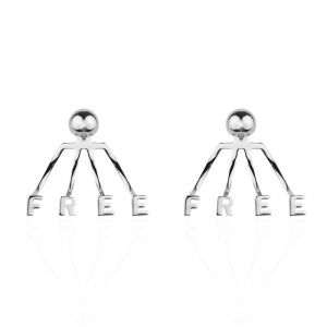 Stud Earrings - FREE