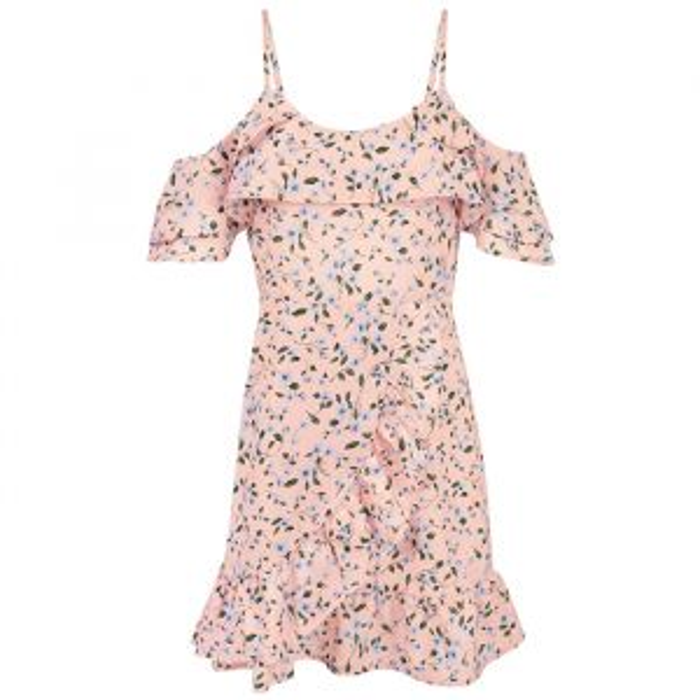 Flower Dress - Pink