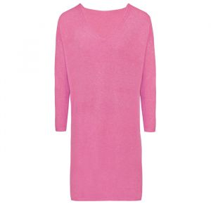 Basic Sweater Dress - Pink