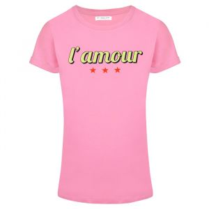 City Shirt - L'amour - Pink