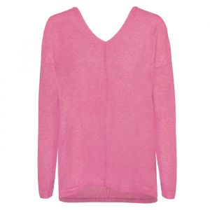 Basic Sweater - Pink