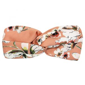 Flower Headband - Peach
