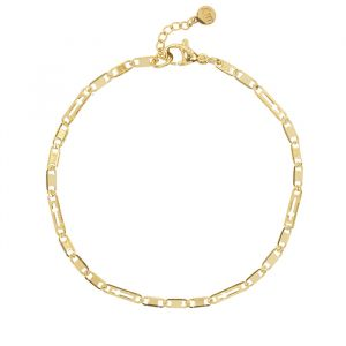 Gouden armband met schakels My Jewellery