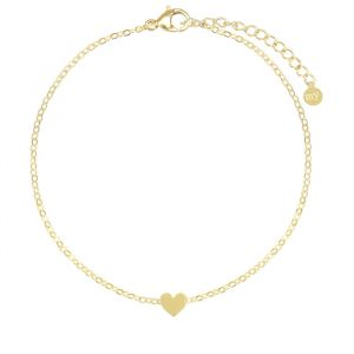 RUMAG Armband Hart Vlinders, Armband met bedel My Jewellery