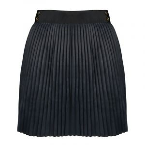 Plissé Skirt - Black