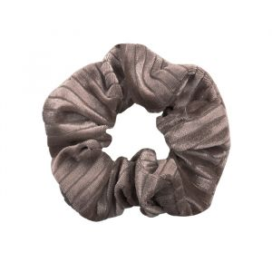 Velvet srunchie taupe My Jewellery