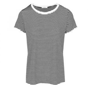 The Black Stripe Tee-S