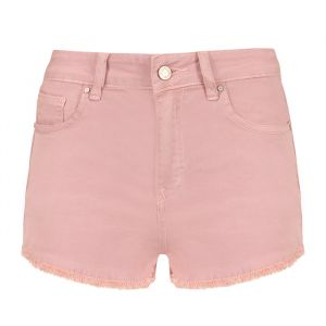 Denim Short - Pink