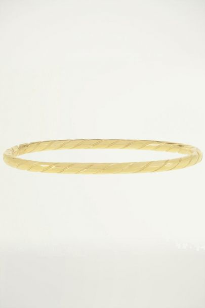 Bangle touwpatroon, bangle