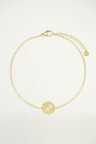 Sterrenbeeld armband, zodiac sign