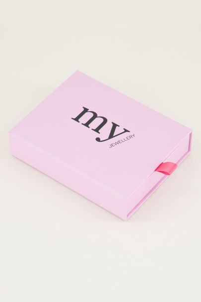 Light pink giftbox | My Jewellery cadeautje My Jewellery