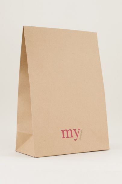 Large Brown Gift Bag