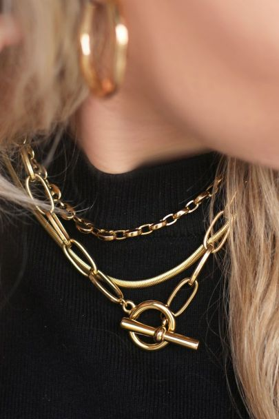 Iconic chain necklace