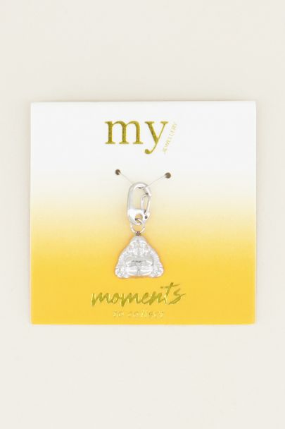 Moments charm boedha | Bedel My Jewellery