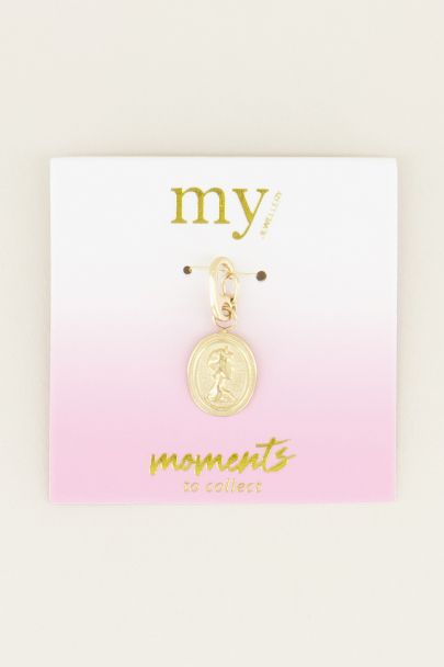Moments charm silhouet | Charms My Jewellery