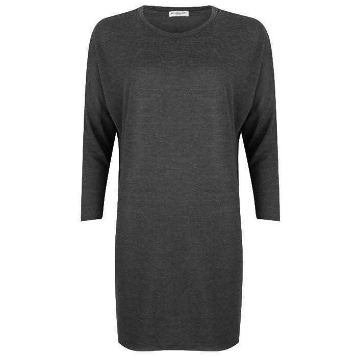 Sweater Dress Anthracite