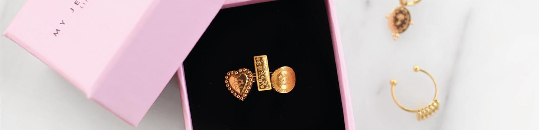 cadeauverpakking, ring