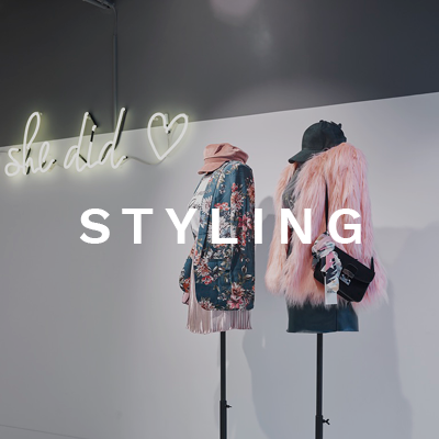 Blog styling