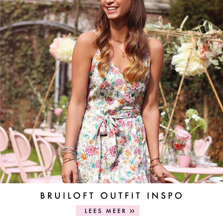 Bruiloft Outfit Inspiratie