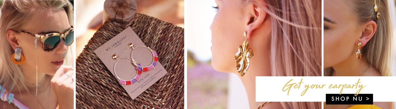 Shop oorbellen bij My Jewellery