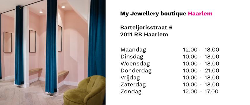 My Jewellery boutique Haarlem