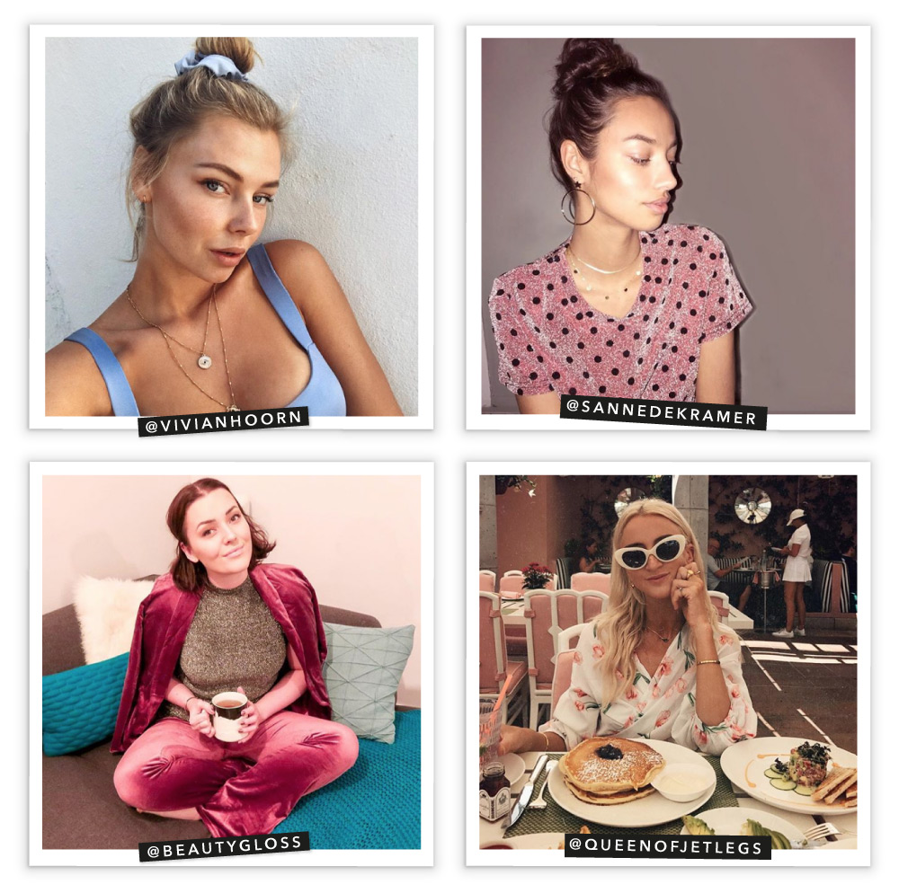 Influencers | My Jewellery