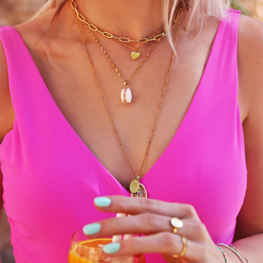 Maak de perfecte necklaceparty