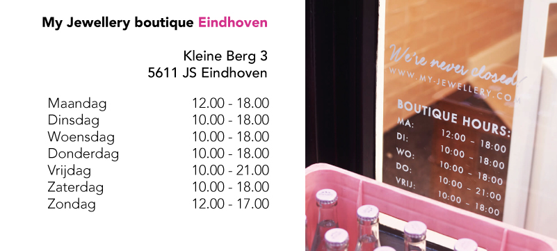 My Jewellery boutique Maastricht