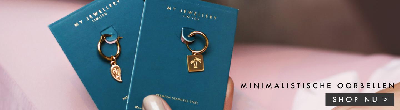 Shop minimalistische oorbellen | gaatjes schieten