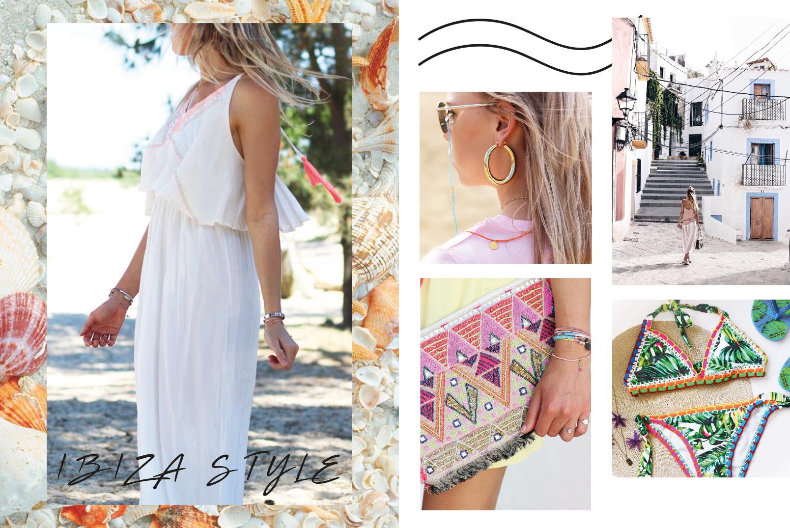Ibiza style kleding