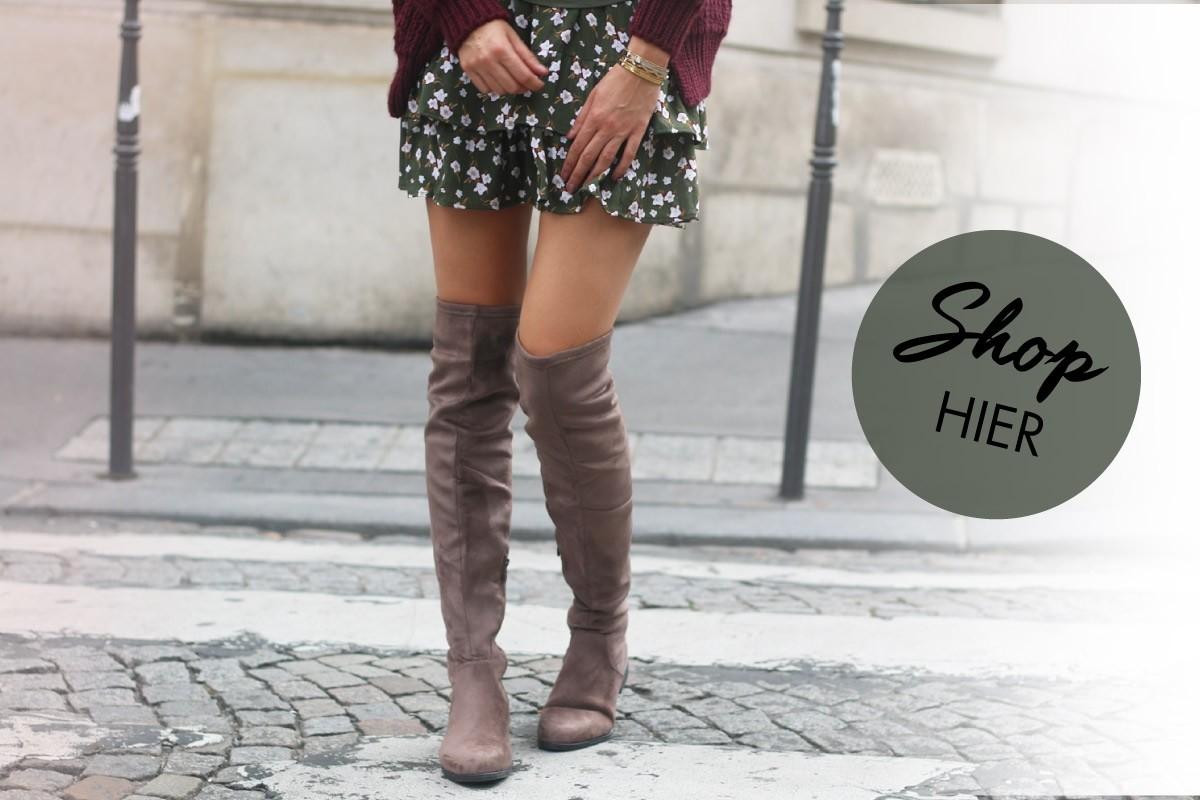knie laarzen online