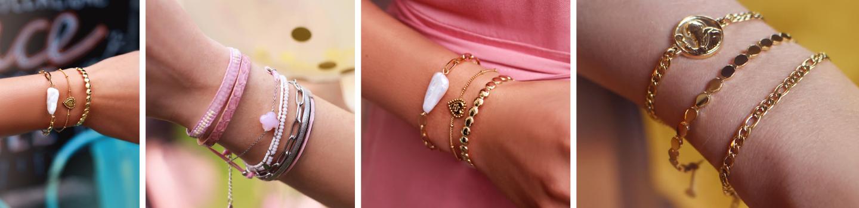 Schakel armbanden