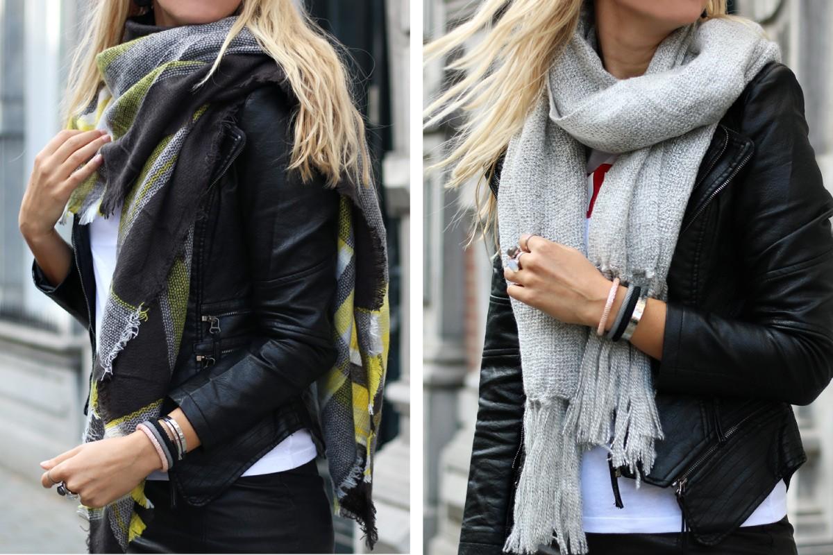 Populair Grote sjaal | Dames sjaals SV34