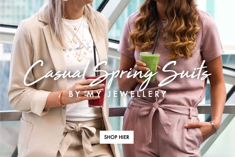 Casual Spring Suits - My Jewellery