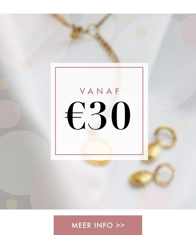 meer info kado's vanaf 30 euro