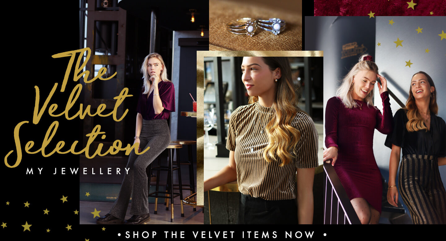velvet selection, fluweel