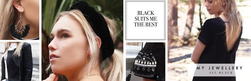 All Black My Jewellery