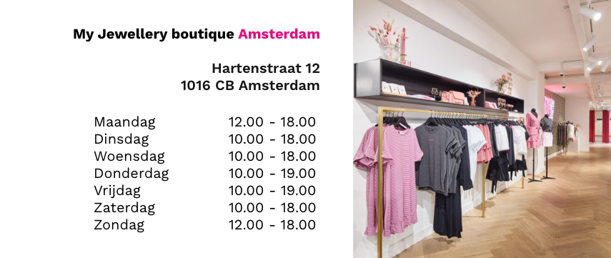 Boutique My Jewellery Amsterdam