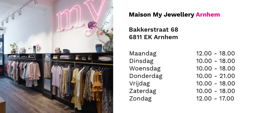 My Jewellery boutique Arnhem