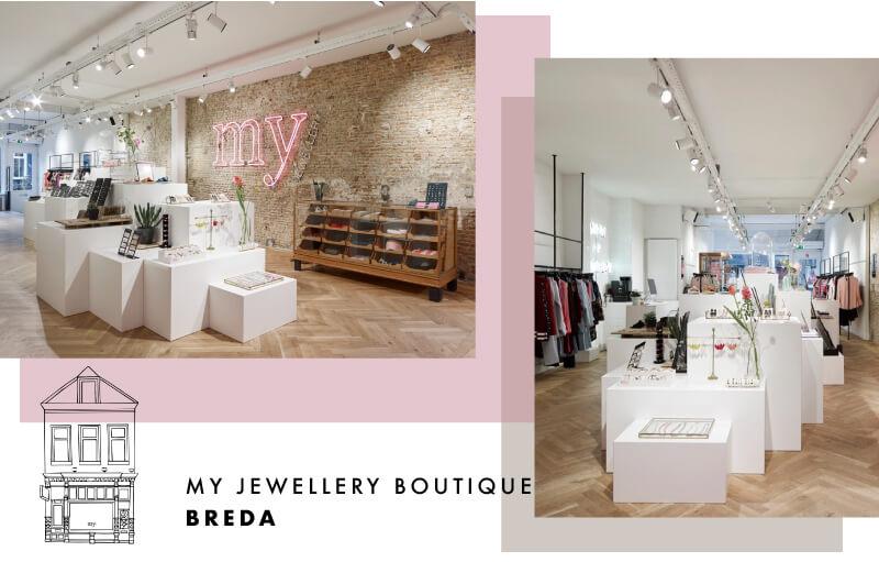 My Jewellery boutique Breda