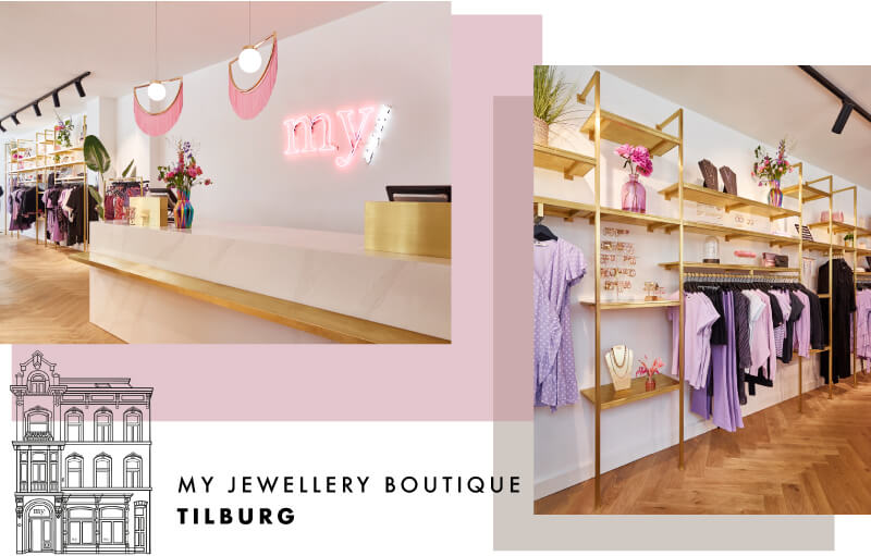 My Jewellery boutique Nijmegen coming soon